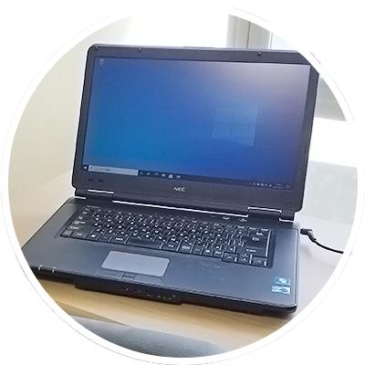 パソコン教室内画像